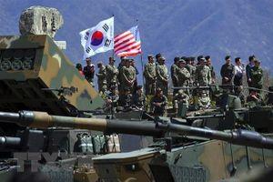 Hàn-Mỹ lấy kết quả tập trận chung mùa Hè làm cơ sở chuyển giao OPCON