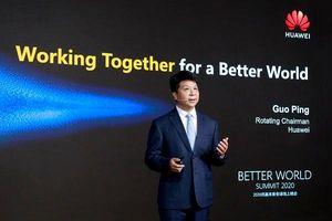 Chủ tịch Huawei: Công nghệ ICT hỗ trợ cuộc chiến chống Covid-19 trên nhiều mặt trận
