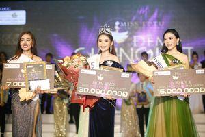 Lộ diện Tân hoa khôi Đại học FPT tại chung kết Miss FPTU Cần Thơ 2020