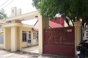 Điện Biên: Sở Y tế im lặng trước việc chọn nhầm nhà thầu
