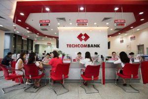 Techcombank đạt lợi nhuận 6.700 tỷ đồng trong 6 tháng đầu năm