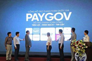 Cổng thanh toán PayGov: Giải pháp giúp người dân và doanh nghiệp thanh toán dịch vụ công