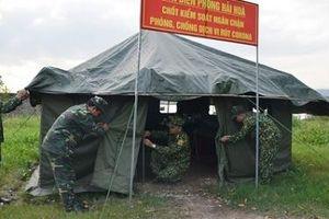 Quảng Ninh ra công diện khẩn về tăng cường công tác phòng dịch Covid-19