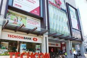 Techcombank: 6 tháng lãi ròng 5.400 tỷ đồng, tăng trưởng gần 20%