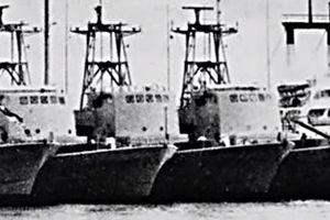 Mossad và vụ 'tự đánh cắp' 5 tàu hộ vệ tên lửa