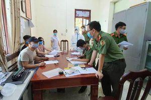 Chủ động rà soát, phát hiện người nhập cảnh trái phép tại Hà Nội