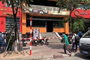 Hà Nội phong tỏa nhà hàng có ca nghi nhiễm Covid-19