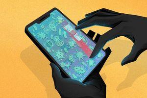 Bạn có nguy cơ bị lây bệnh gì nếu mua điện thoại cũ