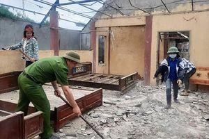 16 trận động đất trong 2 ngày khiến gần 300 nhà dân ở Sơn La hư hỏng