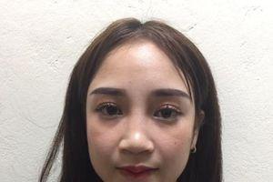 Hà Nội: 'Tú bà' 21 tuổi môi giới mại dâm ra đầu thú