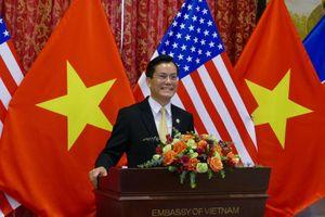Lễ kỷ niệm trực tuyến 25 năm thiết lập quan hệ ngoại giao Việt Nam-Hoa Kỳ tại Washington D.C.
