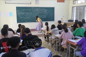 Lai Châu chuẩn bị phương án bảo đảm an toàn các điểm thi mùa mưa lũ