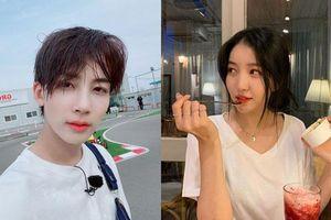 Jeong Han (Seventeen) và So Won (GFriend) bị soi loạt bằng chứng hẹn hò