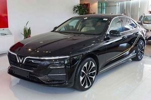 5 xe sedan hạng D bán chạy nhất nửa đầu năm 2020: VinFast Lux A2.0 thứ hai