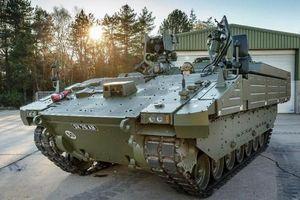 Quân đội Anh nhận lô xe bọc thép chở quân Ares đầu tiên