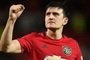 Maguire: 'Giờ đây, Top 4 Premier League là không đủ với MU'