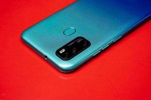 Smartphone 3 camera sau, RAM 4 GB, pin 4.500 mAh, giá hơn 2 triệu đồng