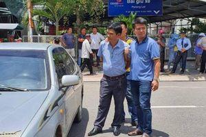 Vụ phóng viên bị bắt ở Vũng Tàu: Thẻ chứng nhận không hợp lệ
