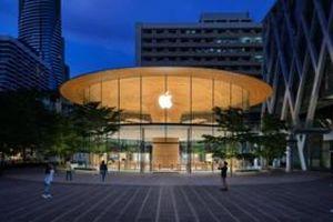 Cận cảnh Apple Store thứ 2 tại Thái Lan: Đẹp thế này bao giờ mới tới lượt Việt Nam?