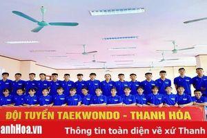 Trình làng lứa VĐV trẻ kế cận đầy triển vọng, Taekwondo Thanh Hóa thi đấu thành công tại giải trẻ toàn quốc 2020
