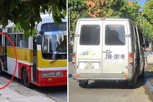 Xe dù, bến cóc tung hoành Bắc Ninh, công an huyện nói không có thẩm quyền xử lý