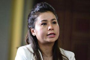 Bà Lê Hoàng Diệp Thảo: Tài liệu giám định khác tài liệu hồ sơ vụ án bị khởi tố