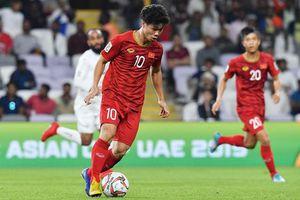 Công Phượng trượt giải Cầu thủ được yêu thích nhất Asian Cup 2019