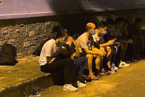 Quận Tân Phú: Phát hiện 11 người nghi nhập cảnh trái phép