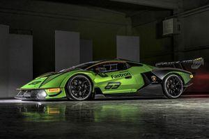 Lamborghini Essenza SCV12 - siêu xe mạnh 818 mã lực, giới hạn 40 chiếc