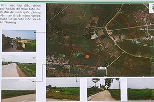 Công bố điều chỉnh cục bộ Quy hoạch chung xây dựng Thủ đô tại huyện Hoài Đức