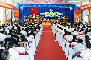 Phó bí thư Huyện ủy Tây Giang rớt ban chấp hành Đảng bộ huyện