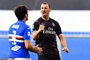 Juventus thua 0-2 Cagliari, C.Ronaldo hụt hơi ở cuộc đua Chiếc giày vàng