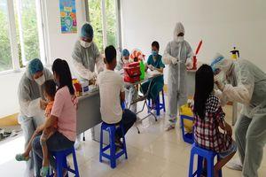 TPHCM có 33 bệnh nhân viêm đường hô hấp từng đến Đà Nẵng