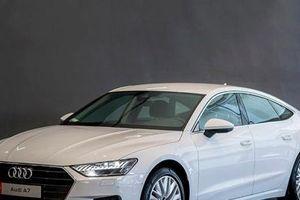 Điểm danh những công nghệ hiện đại trên Audi A7 Sportback vừa ra mắt tại Việt Nam