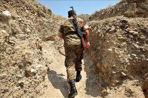 Căng thẳng giữa Azerbaijan và Armenia lại gia tăng