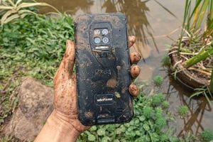 Smartphone 'nồi đồng cối đá', pin 6.600 mAh, Ram 8 GB, giá gần 13 triệu