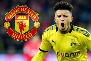Chuyển nhượng: Dortmund ra hạn chót để MU chiêu mộ Sancho