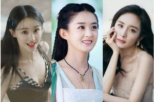 Những mỹ nữ Trung Quốc có phim được xem nhiều nhất Youtube: Hóa ra, Dương Mịch chỉ 'tầm tầm'