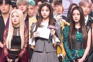Irene lép vế khi đứng chung sân khấu cùng Min Joo và Ji Soo
