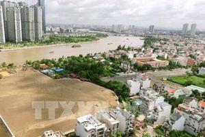 Tp. Hồ Chí Minh chuyển đổi không gian đô thị theo hướng khôi phục cảnh quan sông