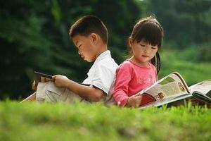 Mỏi mắt tìm 'chất dinh dưỡng' cho tâm hồn trẻ
