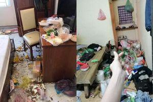 Chủ trọ 'sốc tột độ' trước pha ở bẩn khủng khiếp của nữ sinh Hà Nội
