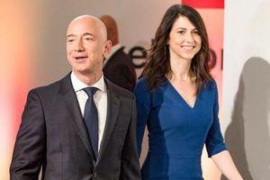 Chuyện làm từ thiện của nhà Bezos