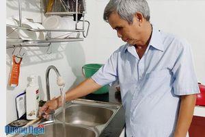 Công trình cấp nước sạch ven biển: Phát huy hiệu quả