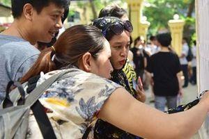 Hà Nội công bố điểm thi vào lớp 10 THPT công lập trong chiều 30/7