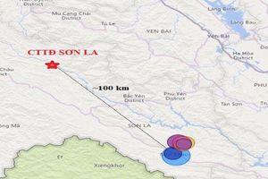 Động đất tại Mộc Châu không ảnh hưởng tới Thủy điện Sơn La