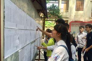 Ngày mai, 31-7, Hà Nội công bố điểm chuẩn lớp 10
