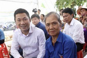 Him Lam Land tặng nhà tình nghĩa cho gia đình liệt sĩ Hà Tĩnh