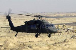 Mỹ sốc khi UH-60 Black Hawk bị bắn hạ bằng... ATGM?