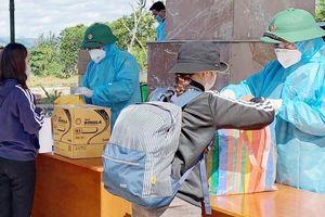 288 du học sinh Lào đều âm tính lần 2 với SARS-CoV-2